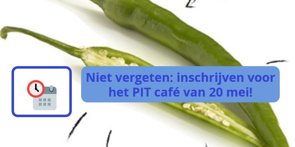 PIT café reminder