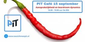 PIT café 15 september
