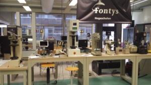 Fontys Objex lab