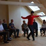 31 oktober 2017: PIT blijft in beweging! Workshop met Peter Rombouts