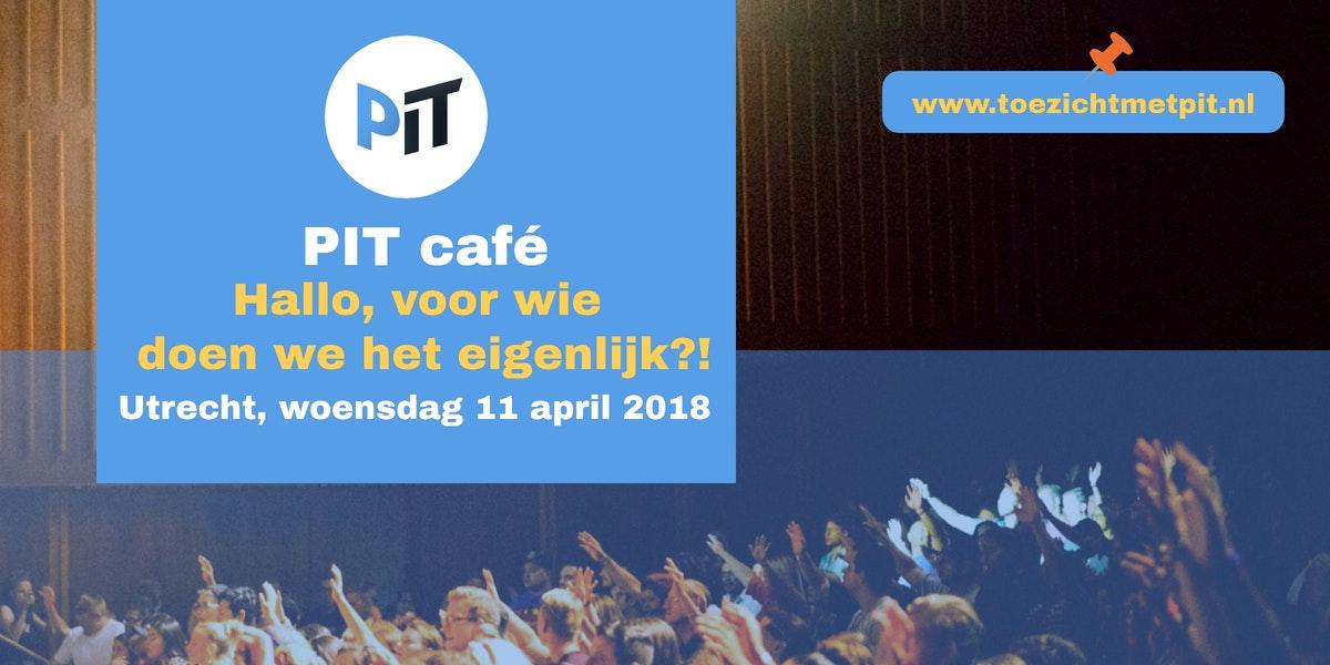 PIT café 11 april 2018