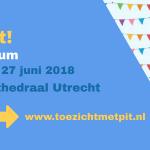Lustrumfestival PIT 27 juni 2018: Dwars Vooruit!