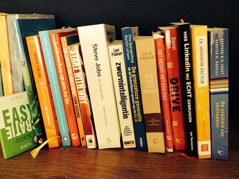 Boeken in de Boardroom, PIT-boekclub