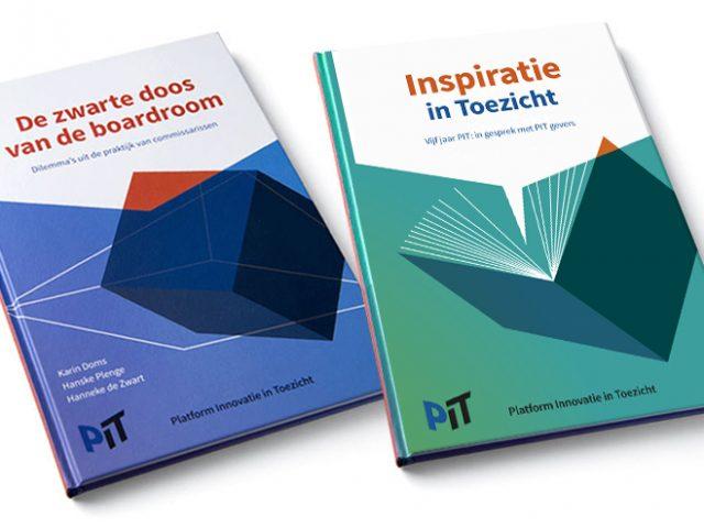 Nieuw PIT (lustrum) boek: Inspiratie in Toezicht